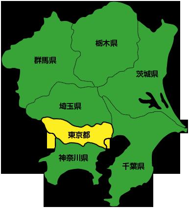 関東エリア着 夜行・高速バスを...